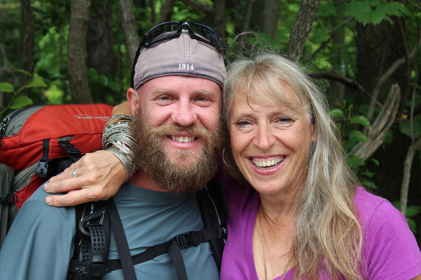 """""""Walking Toward Peace: Veterans Healing on America's Trails"""""""