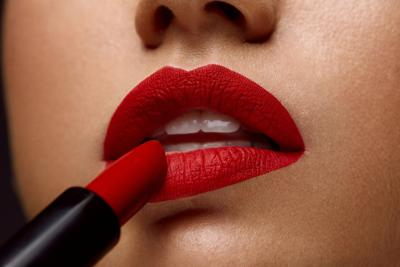 Red lipstick shows its power through the ages