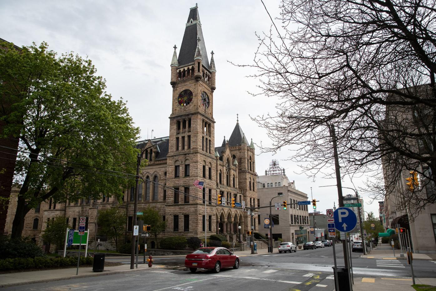 Lawyers argue about legality of Scranton local services tax
