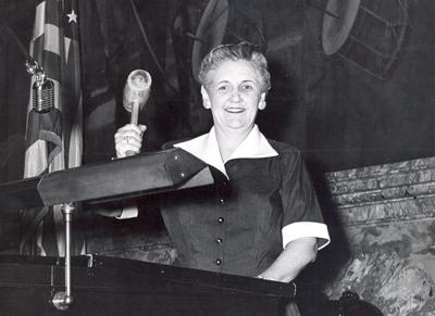 Memorial to pioneering lawmaker Marion L. Munley to be unveiled on Lackawanna Courthouse Square