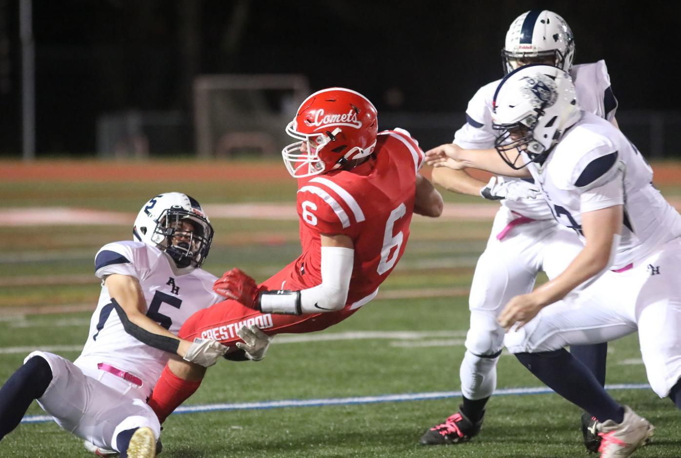 HS FOOTBALL: Schultz, Crestwood run past Abington Heights
