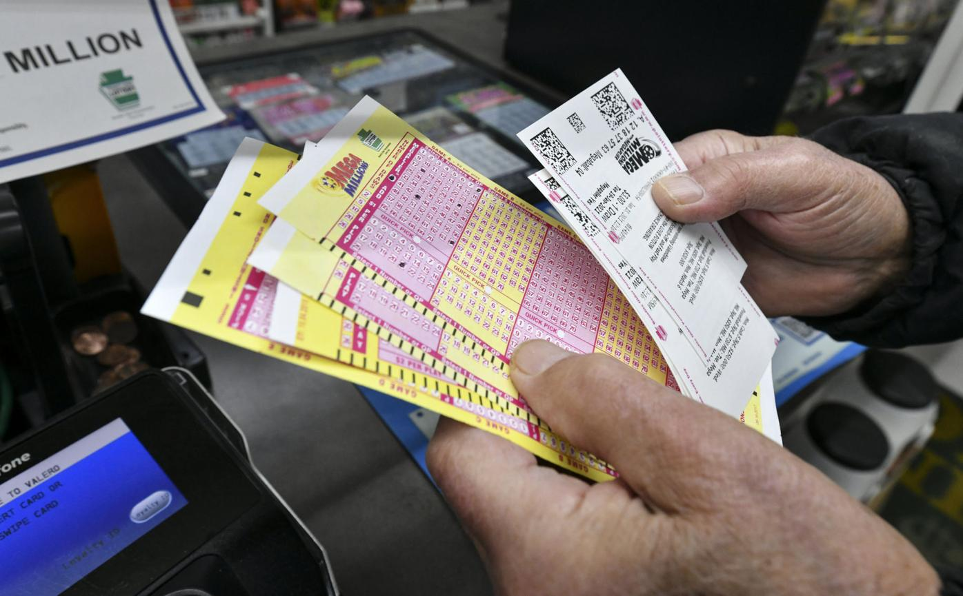 Someone has to win: Local residents flock to stores to buy lottery tickets