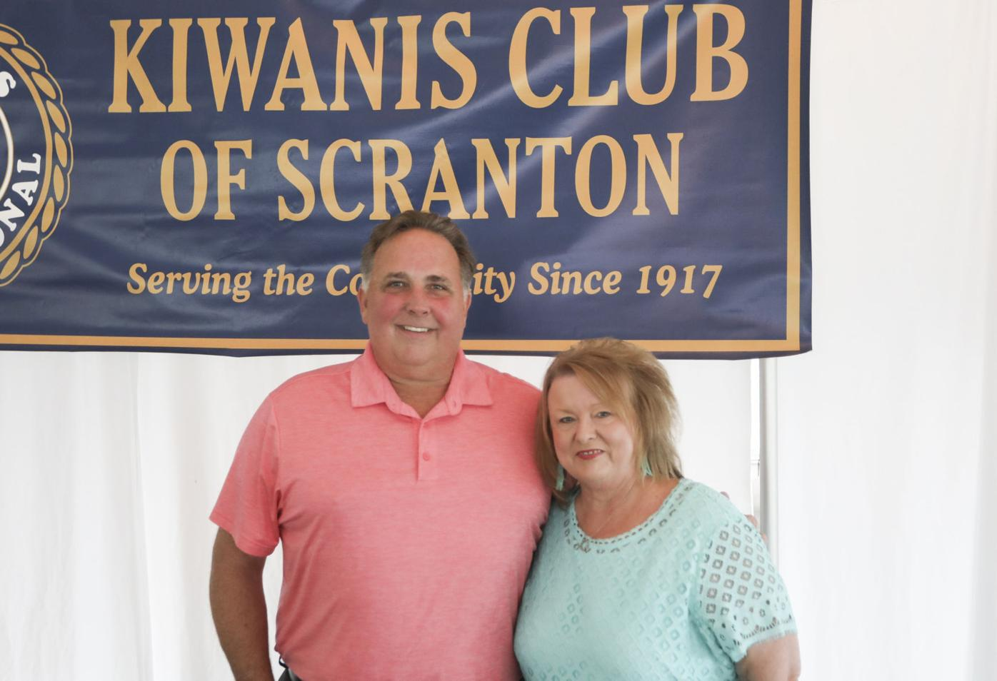 Out&About at the Kiwanas Club of Scranton Community Roast of David Rudis