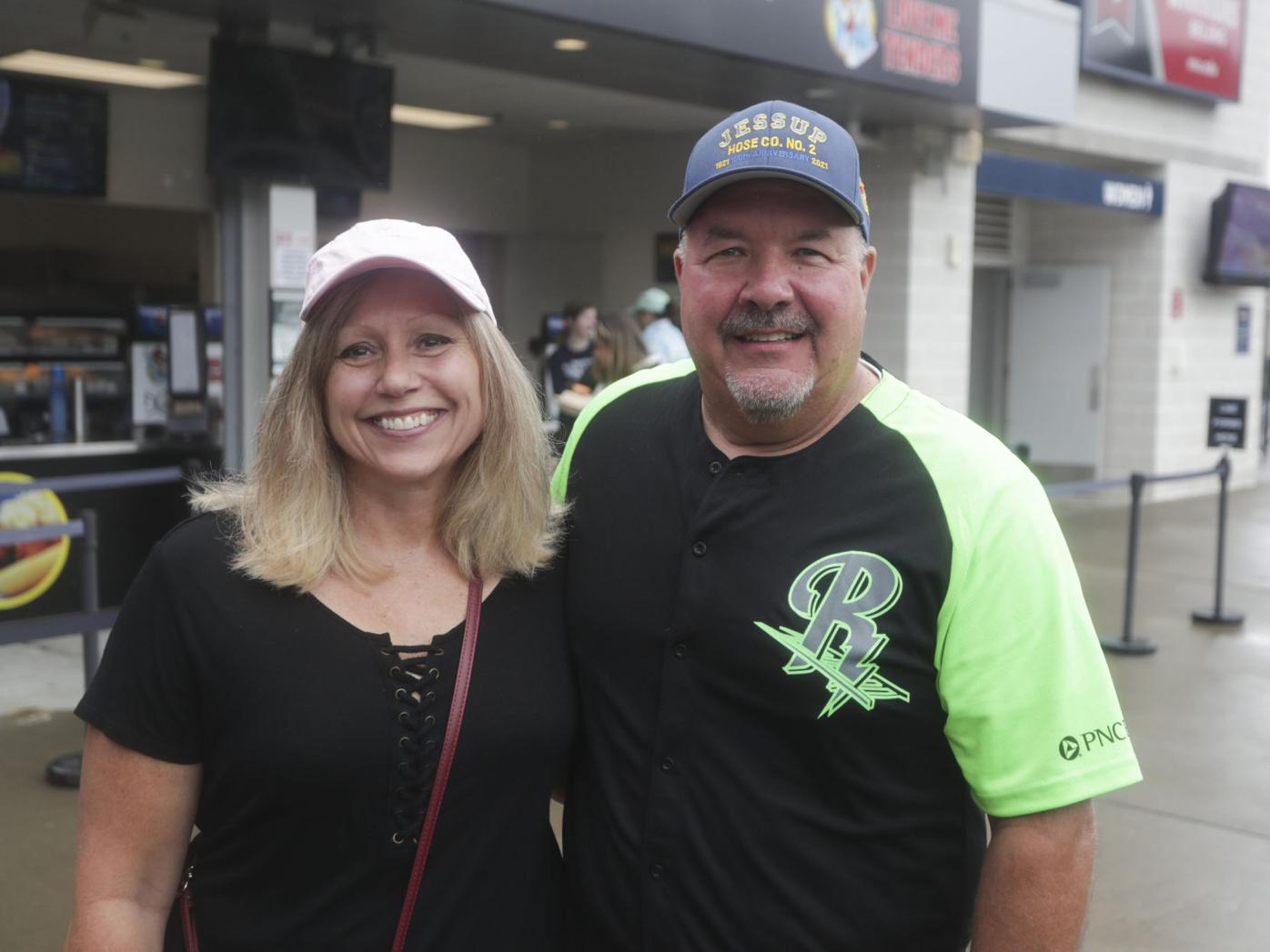 Out&About at the Scranton/Wilkes-Barre RailRiders vs. Lehigh Valley Iron Pigs game