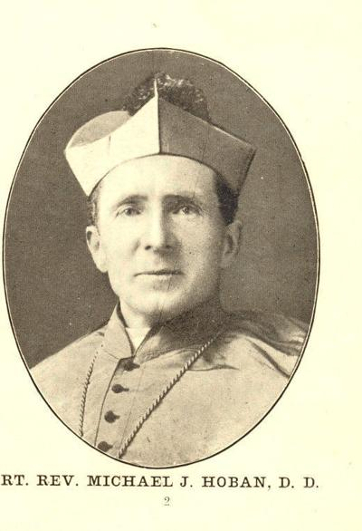 Bishop Michael J Hoban
