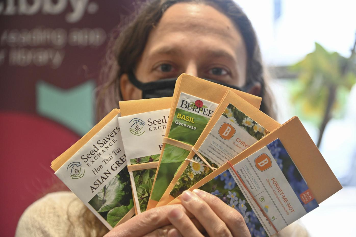 Seed library takes root at Valley Community