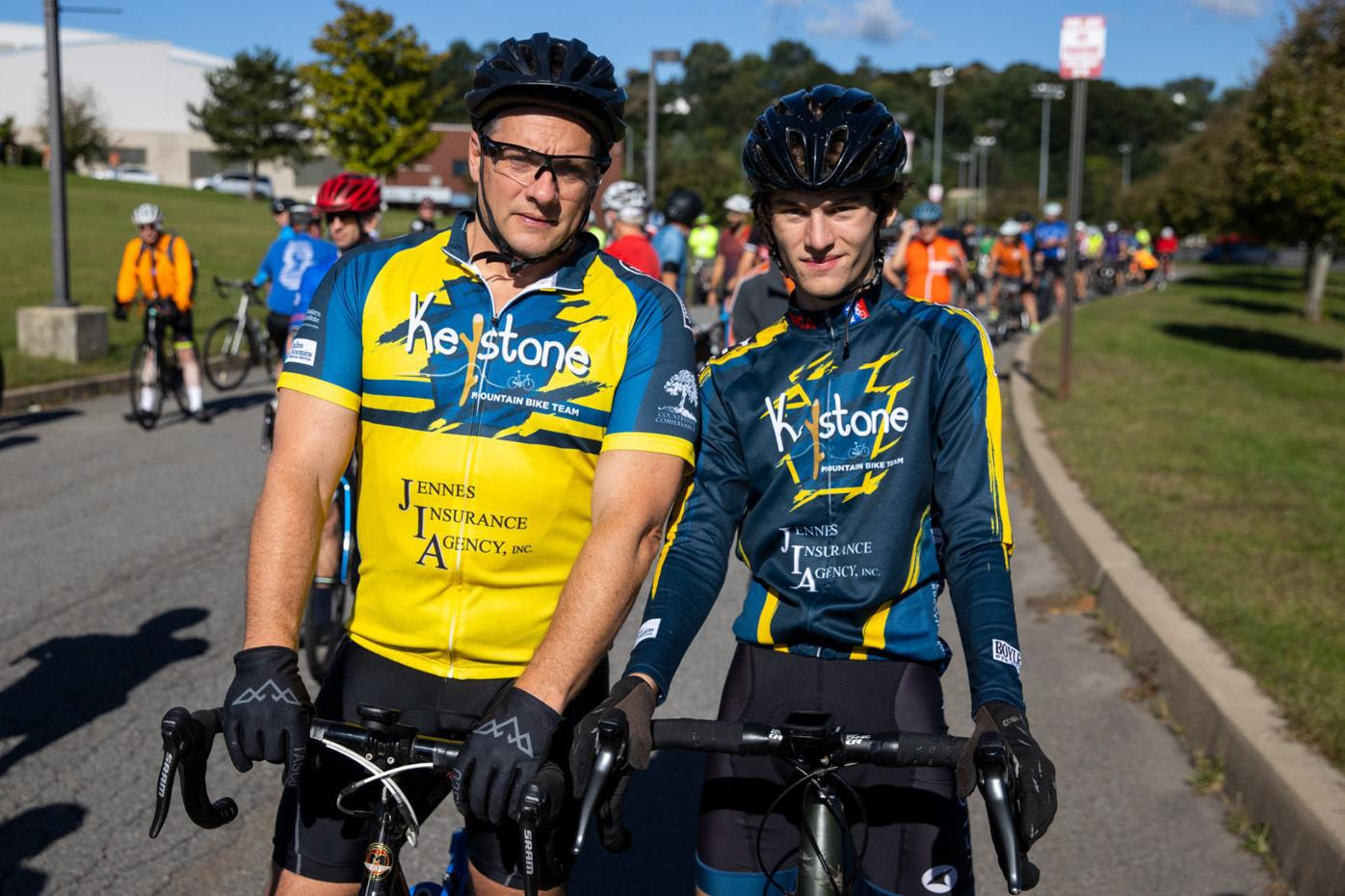 Out&About at the Tour de Scranton