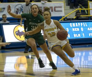 Women's Basketball Turns Over Hatters But Has Comeback Fall Short
