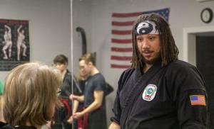 Finding confidence at Virgil Davis Karate Studios