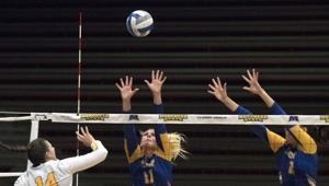 Volleyball Drops Comfort Inn-Vitational Finale to Wright State