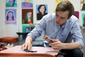 Student Spotlight: Caleb Paul