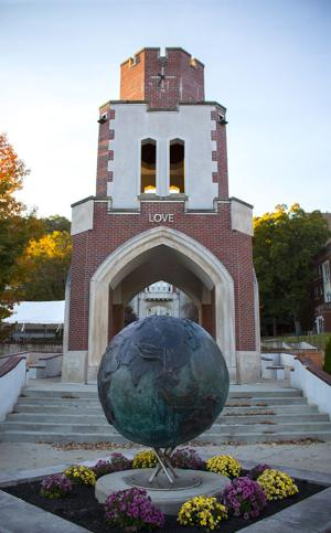 The Bell Tower at Morehead State
