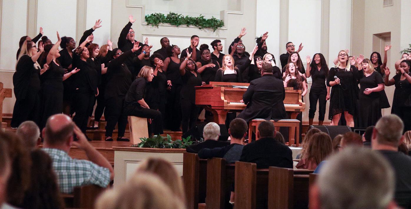 Black Gospel Ensemble