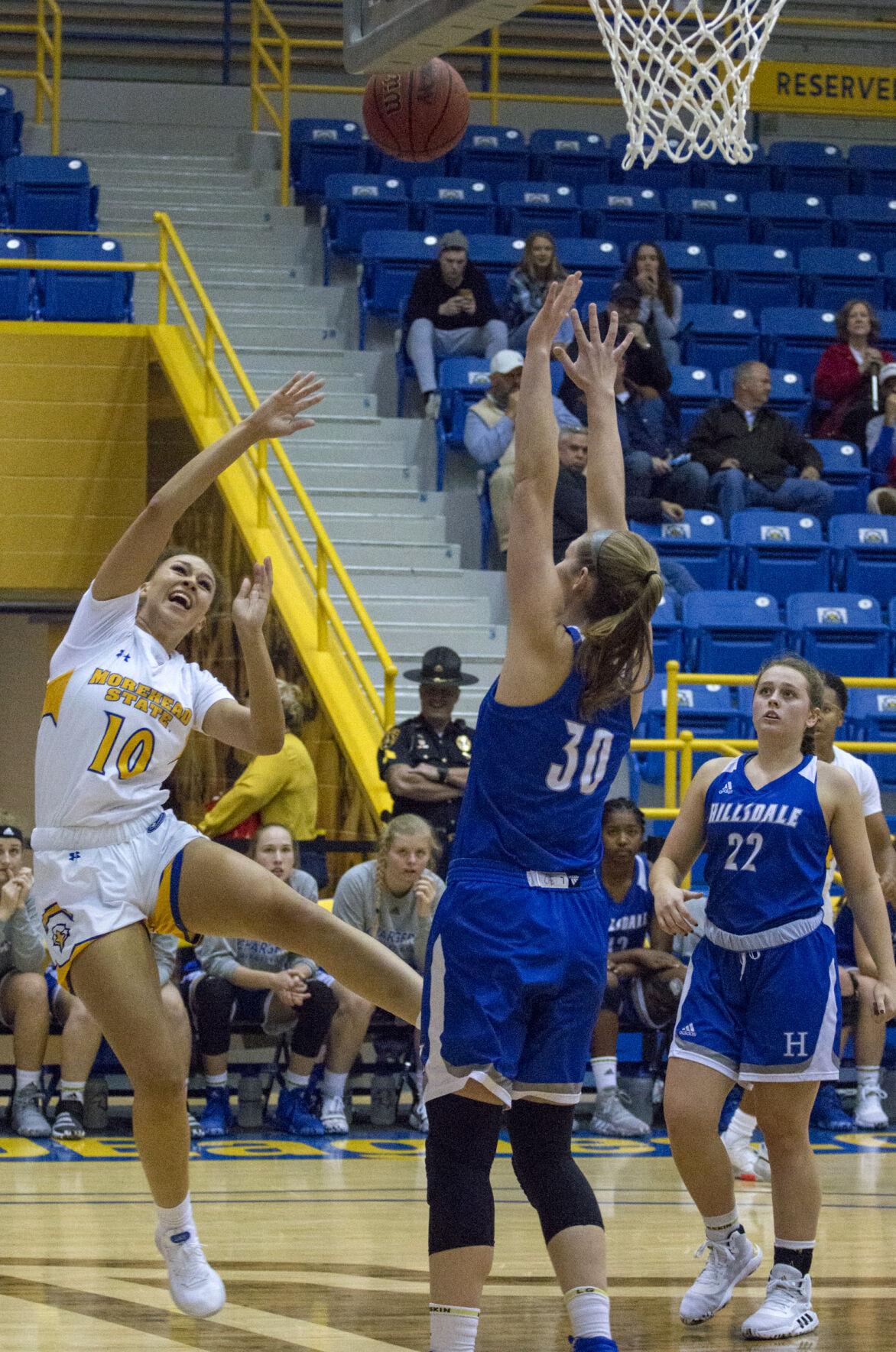 MSU Basketball Game