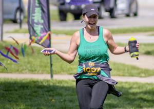 Morehead Runners attend the Big Turtle 50-miler