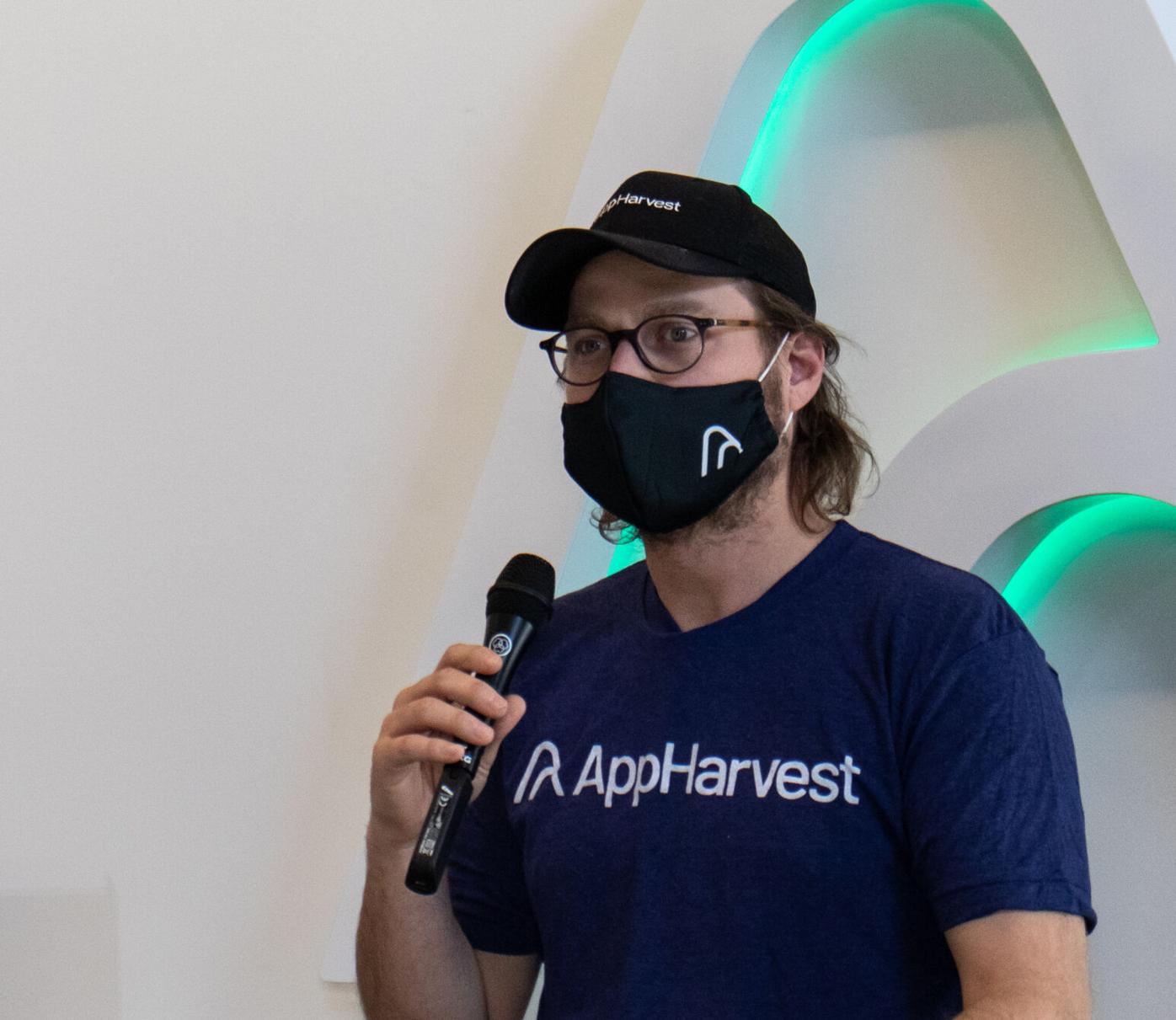 AppHarvest Partners with St. Claire