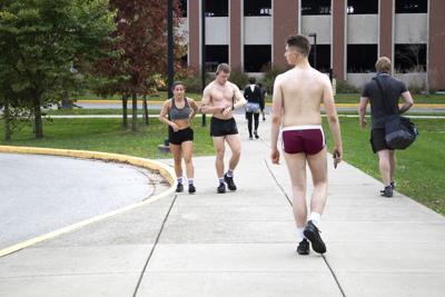 Nearly Naked Mile