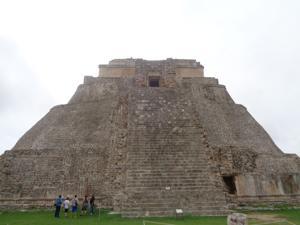Temple at Uxmal