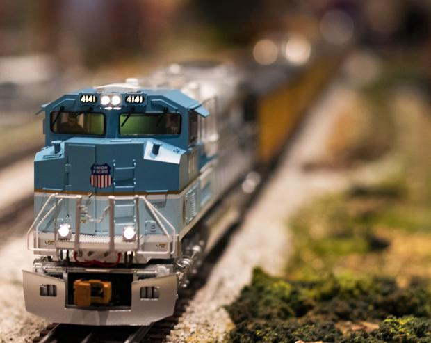 All aboard for the Morehead Model Train Show - Life & Arts