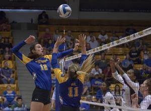 The Eagles sweep Tennessee Tech