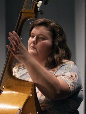 A handmade dulcimer brought Sarah Morgan to mountain music