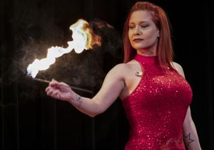 Dinky Gowan brings illusion show to Morehead