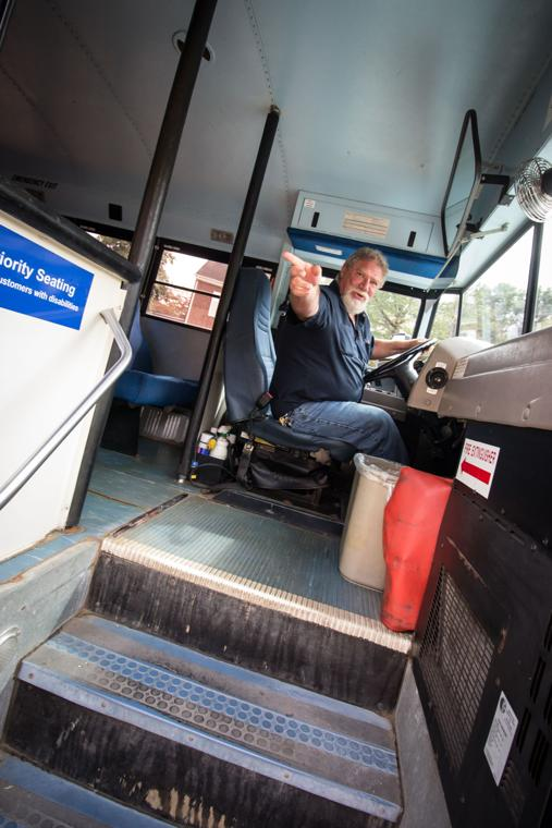 Bus Drivers of Morehead