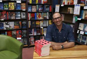 Morehead alumni returns to celebrate new book