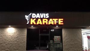 Davis Karate