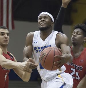 Men's Basketball falls in game of scoring runs to SEMO