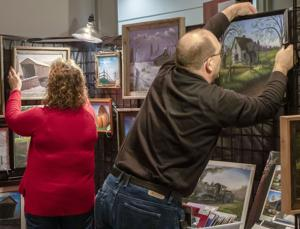Antiques and Art Market