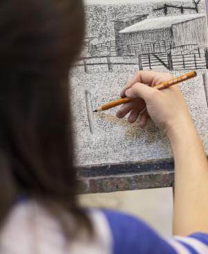 The twists and turns of pursuing art