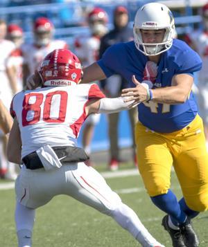 MSU Football V Dayton