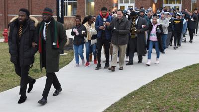 March held to honor Dr. King