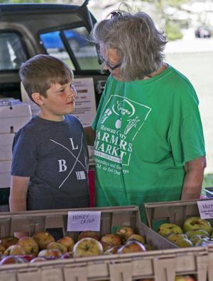 Rowan County Farmers Marketa