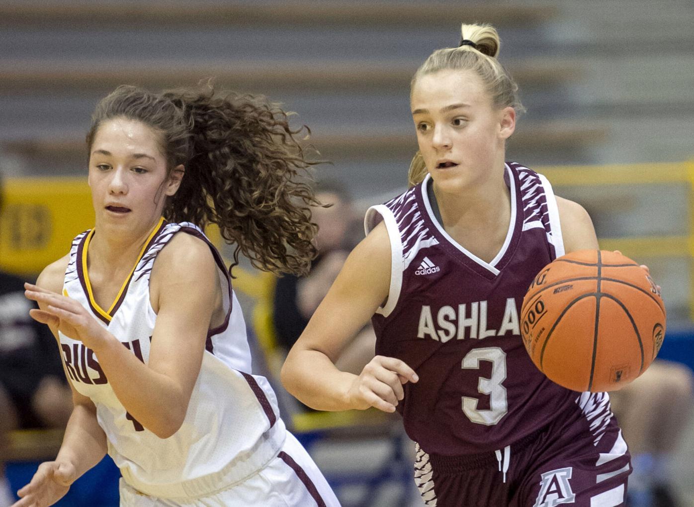 Ashland v Russell Girls