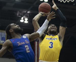 Men claim crucial OVC win over Tennessee State