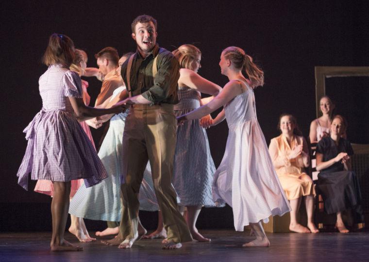 2014 MSU Dance Ensemble