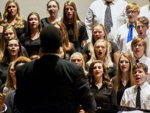 A gathering of singers: Morehead State University's choral festival