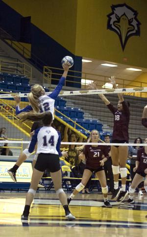 MSU vs Bellarmine Volleyball