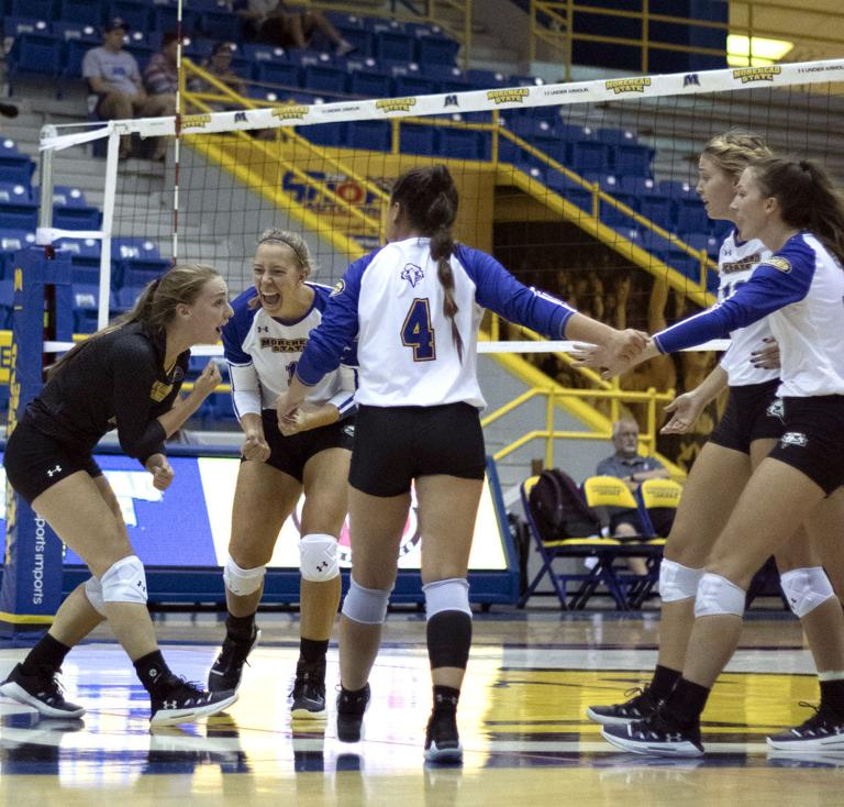 MSU volleyball defeats Bellarmine