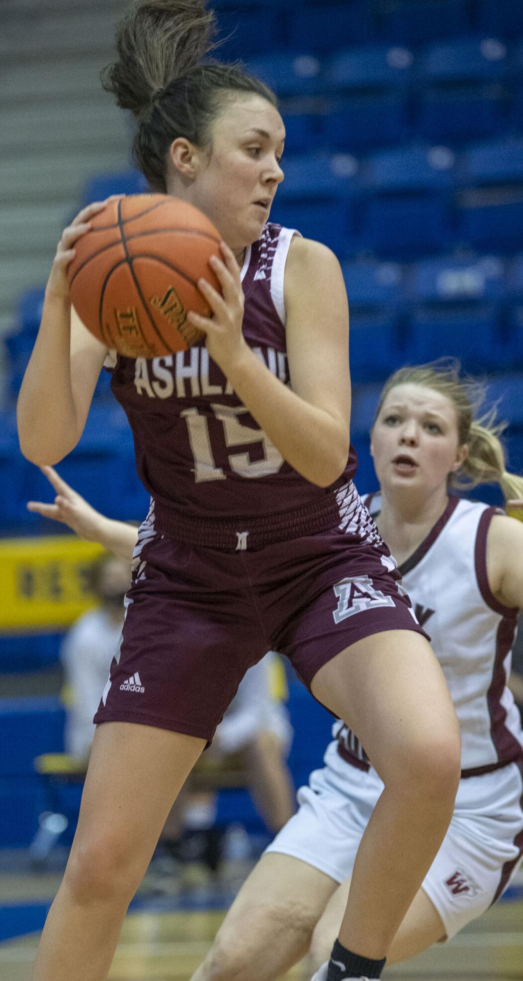 West Carter v Ashland Girls Regional
