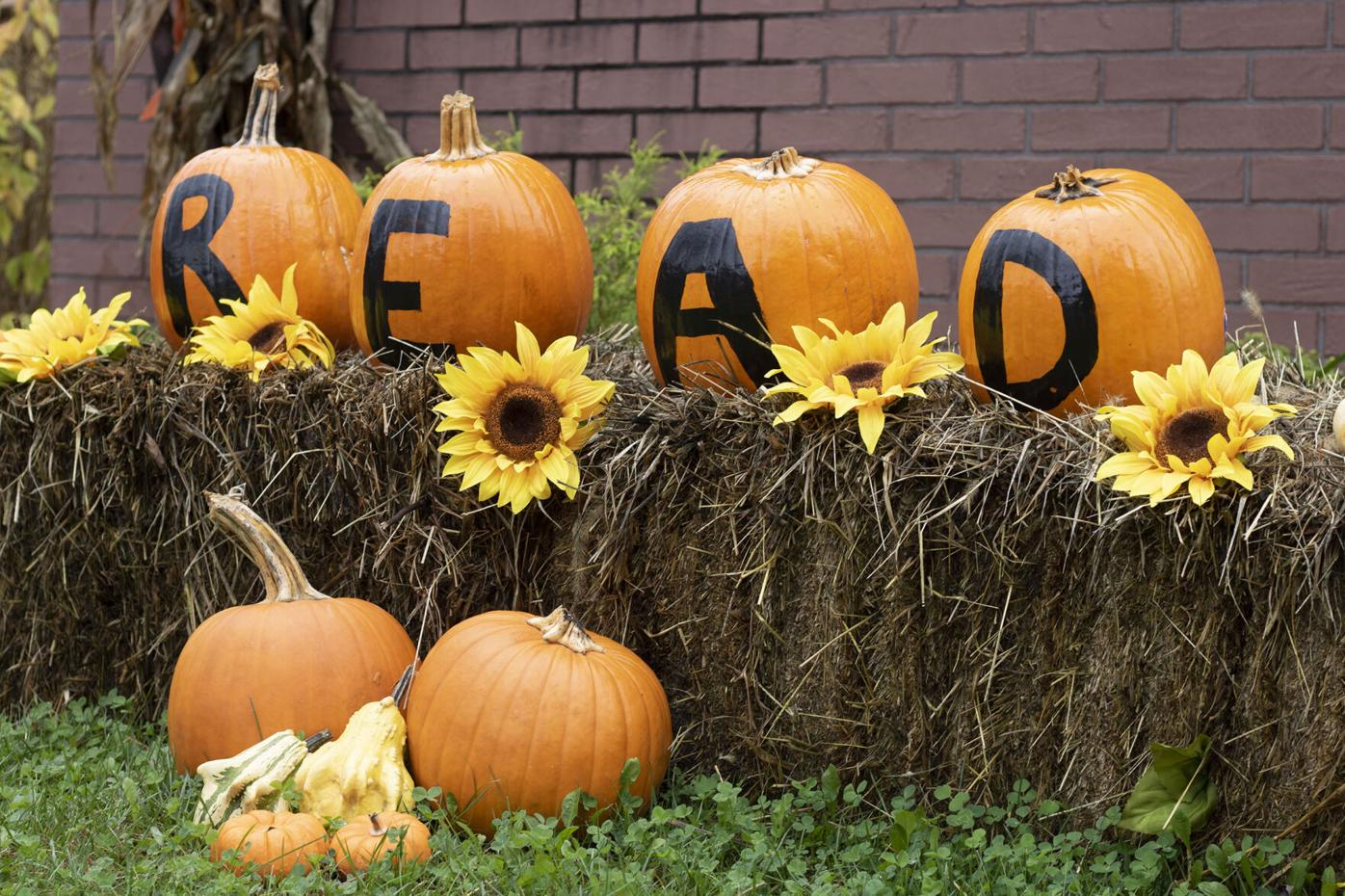 Literary Pumpkin Pageant