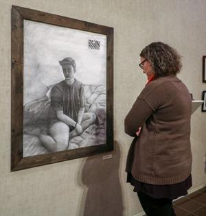 Senior Art Exhibtion