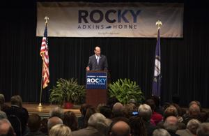 Rocky Adkins Announcement