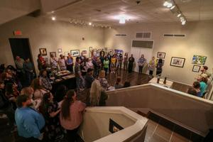 Senior Art Exhibition