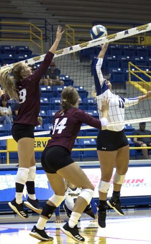 MSU v Bellarmine Volleyball
