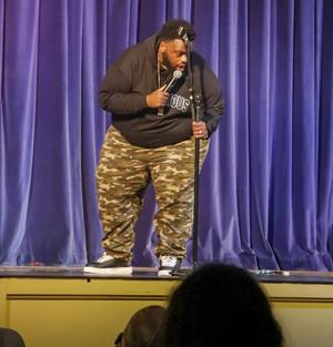 Comedians take to Button to joke about Morehead