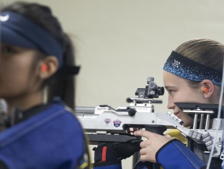 Rifle MSU vs North Georgia University