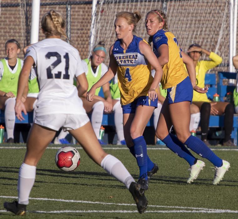 Soccer MSU v Murray
